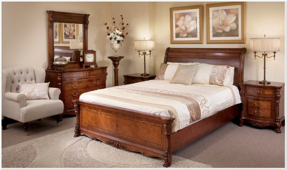 Bedroom Mahogany Wood Bedroom Design With Foam Mattress Along With Pillow Interior Design Bedroom Small Wood Bedroom Furniture Sets Affordable Bedroom Sets