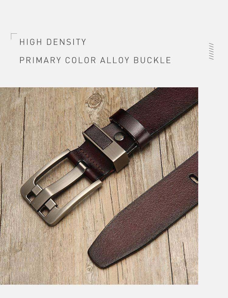 6ea7d1a200568 belt male leather belt men strap male genuine leather luxury pin buckle  belts for men belt