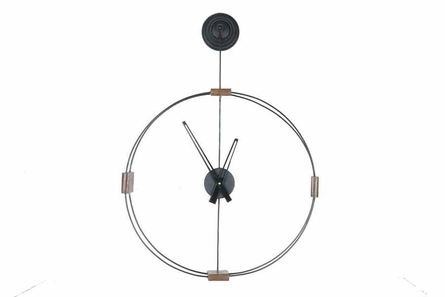 Hourbinger Big Wall Clock Vintage Black Clocks Decor Home Decor World Art Community Big Wall Clocks Vintage Wall Clock Vintage Black Clock