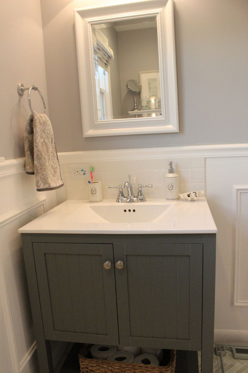 77 Light Grey Bathroom Cabinets Best Interior Paint Brands Check More At Http 1coolai Unfinished Bathroom Vanities Bathroom Smells 30 Inch Bathroom Vanity