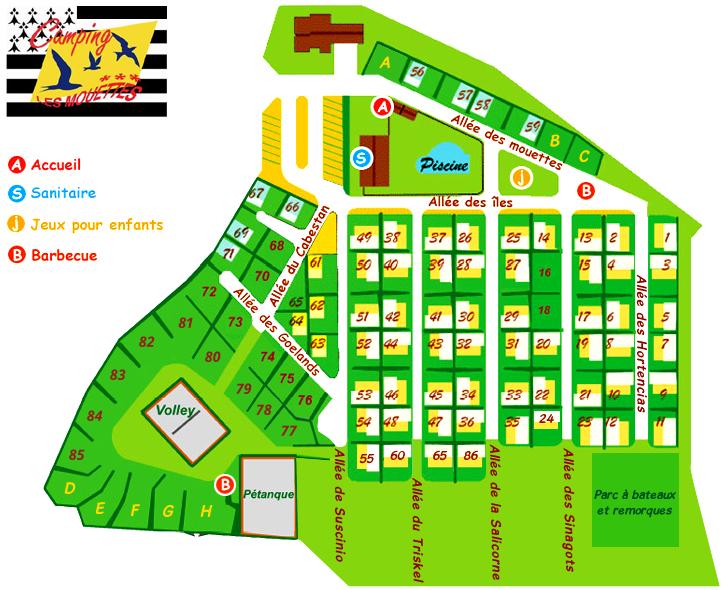 17++ Camping golf du morbihan 3 etoiles info