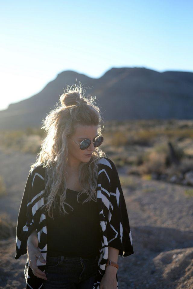 Photo of Winter Desert (blonde bedhead)