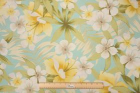 All Outdoor Fabric :: 7 Yards Tommy Bahama Sugar Beach Printed Poly Outdoor Fabric in Bleached Sand - Fabric Guru.com: Fabric, Discount Fabr...