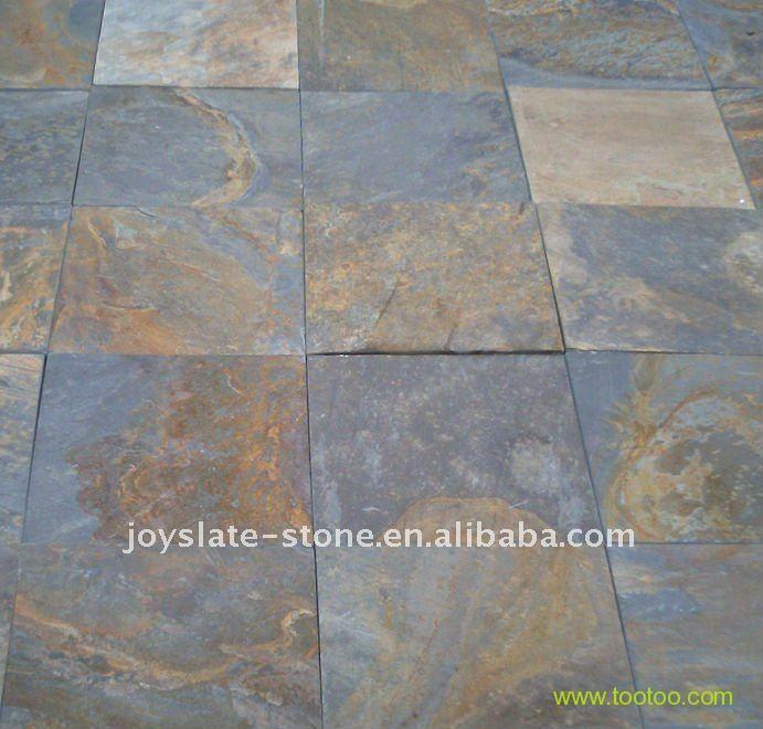 Related Image Tile Floor Slate