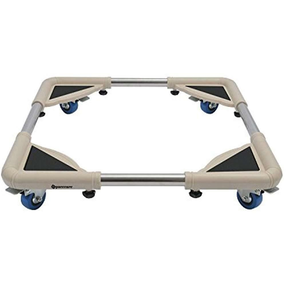 Ebay Sponsored 4 Rubber Dollies Locking Swivel Wheels Telescopic Furniture Dolly Roller With With Images Swivel Wheels Furniture Dolly