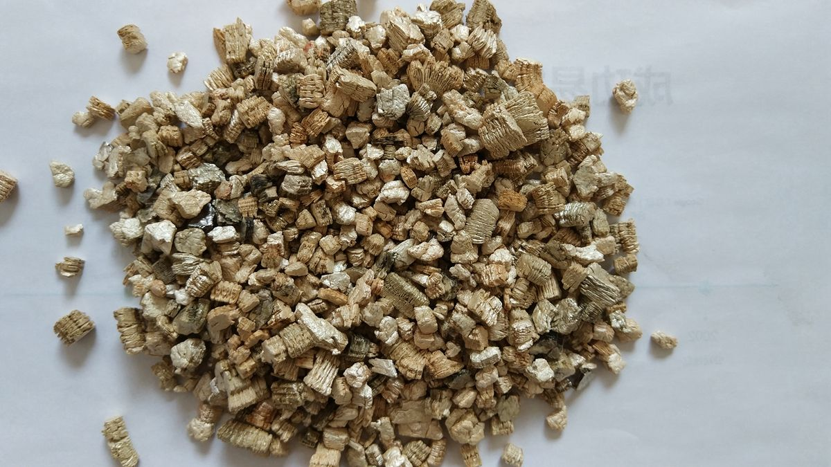 Vermiculite can be used in explosives storage as a blast mitigant ...