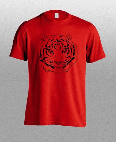 tiger face shirt #tshirt #shirt #clothing #tee #graphictee #tops and tee