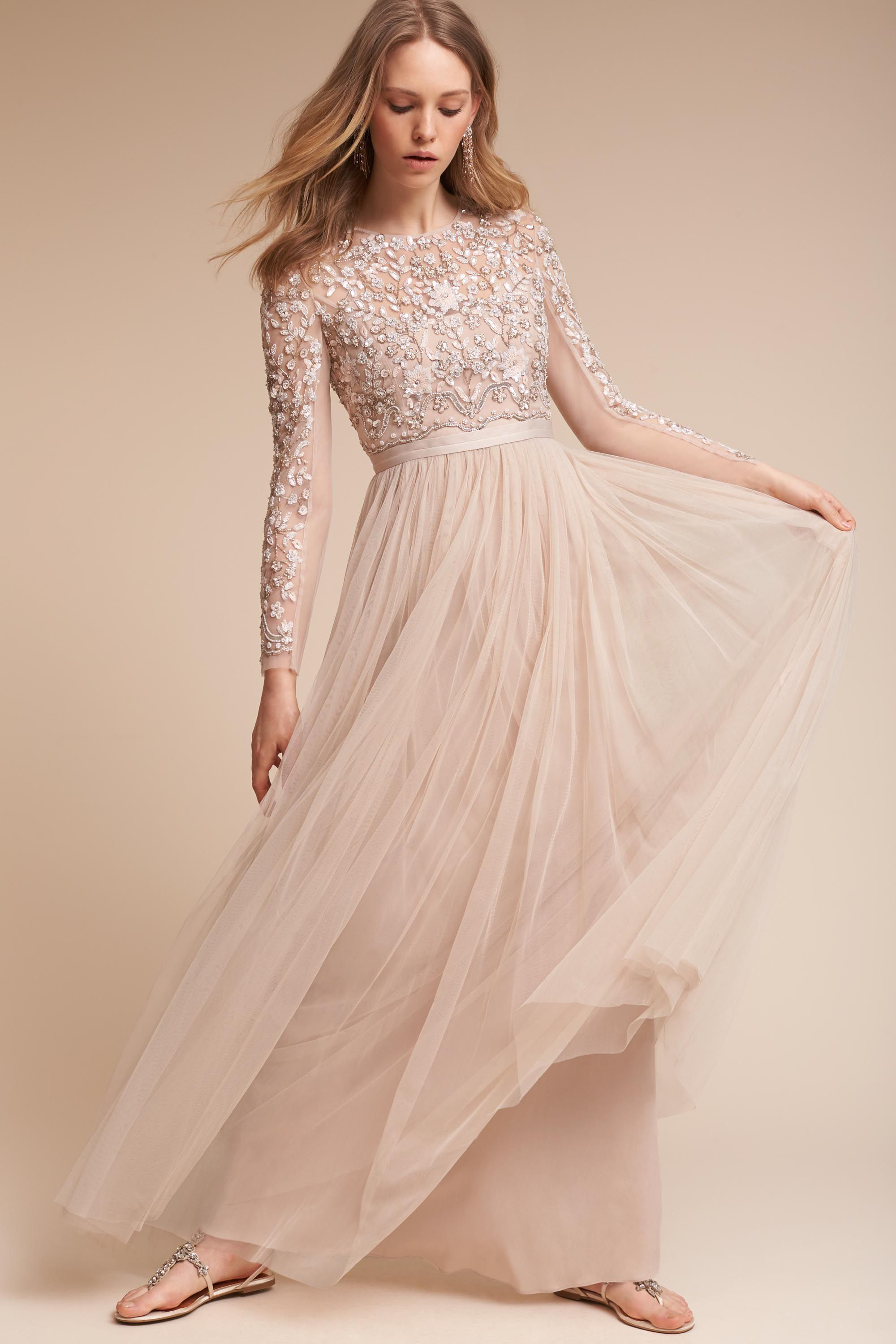 36 Beach Wedding Dresses That Will Make You Fall In Love All Over ...