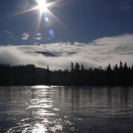 Yukon River Sunrise