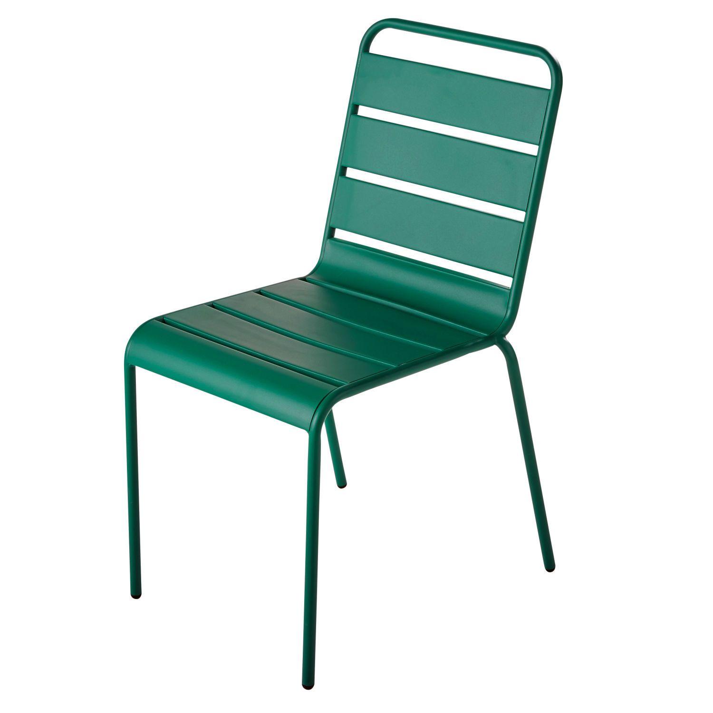 Gartenstuhl Aus Metall Entenblau Garden Chairs Outdoor Chairs Garden Table Chairs