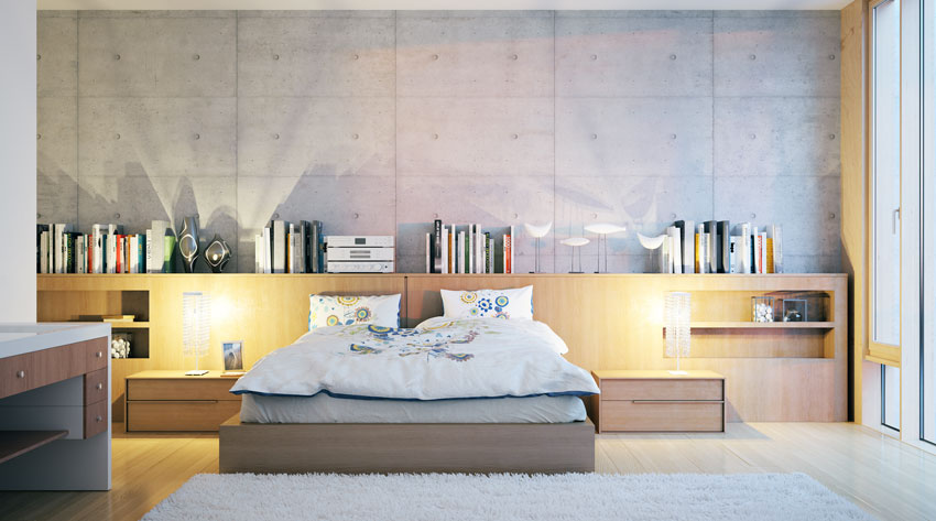 Photo of Modern bedrooms: 70 dream ideas for a perfect bedroom