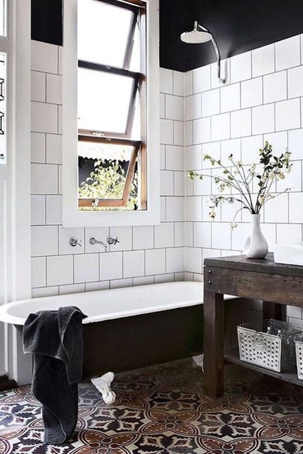 Photo of The #1 Bathroom Trend Will Make You Feel Like You're Traveling the World