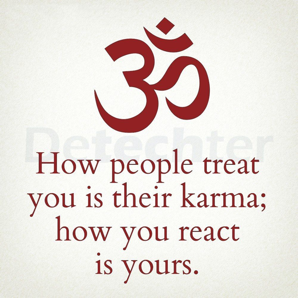 Laws of Karma – Powerful Quotes about Karma