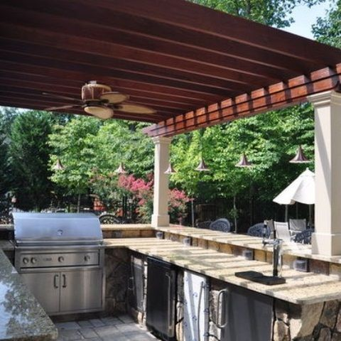 56 Cool Outdoor Kitchen Designs Http Patriciaalberca Blo Es