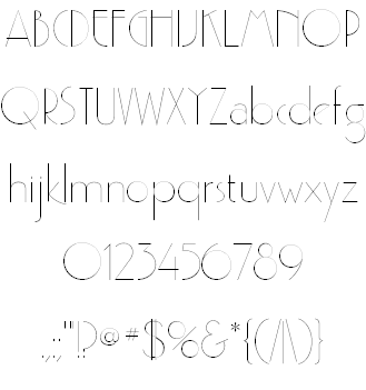 GatsbyFLF Font | Wedding Paper Goods | Fonts, Sans serif