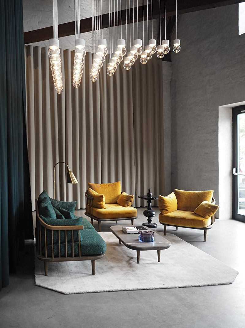 Minimalist Hotel Room: Lounge Design, Interior Design