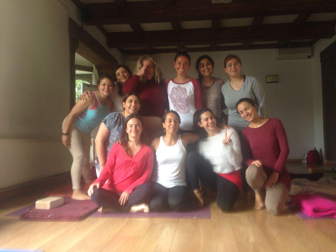 Curso intensivo de Yoga-Asanas en Stgo de Chile!! Agosto 2015