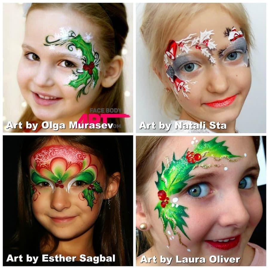 Christmas Face Painting Blog 2019: Ideen für Inspiration, einfache Tutorials, Schritt-für-Schritt-Anleitungen und Tipps für diese Weihnachtszeit -  Ideen für Weihnachtsgesichtsbemalung: Einfache Schritt-für-Schritt-Anleitungen und Tipps  - #3dChalkArt #Blog #Christmas #DayOfDead #Diese #Einfache #Face #FacePaintingTutorials #für #Ideen #Inspiration #painting #Pintura #SchrittfürSchrittAnleitungen #Tipps #Tutorials #und #Weihnachtszeit