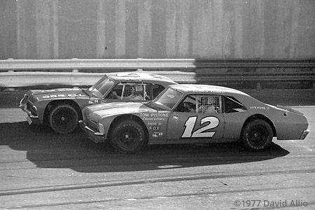Hickory Speedway 1977 Bobby Isaac Bob Pressley