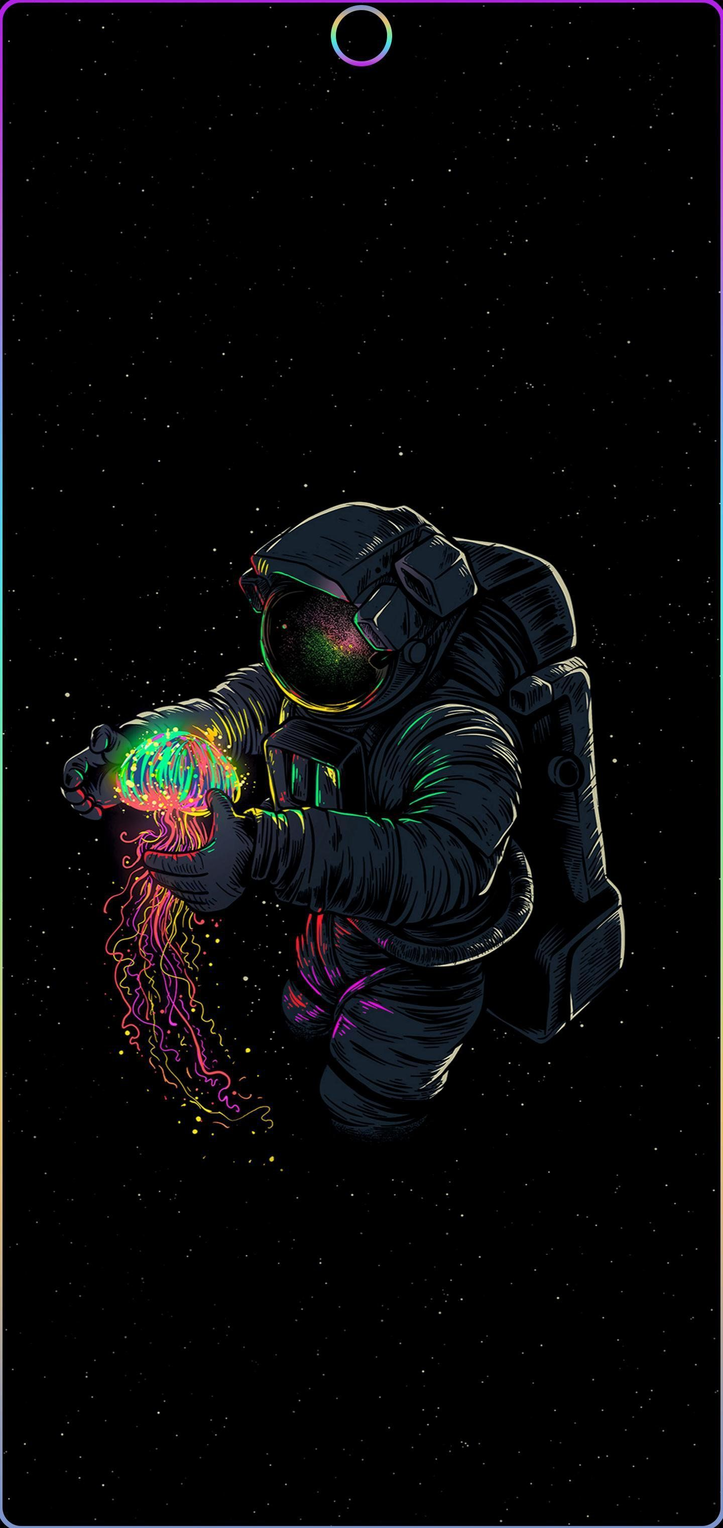 Samsung Galaxy Note 10 Plus Wallpapers Top Astronaut Wallpaper Wallpaper Space Space Phone Wallpaper