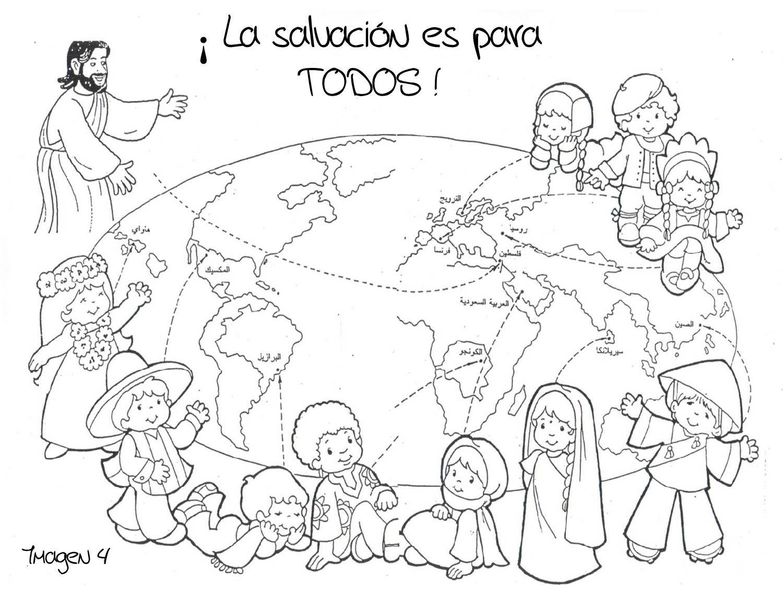 Magnífico Páginas Para Colorear Cotidianas Natividad Viñeta ...