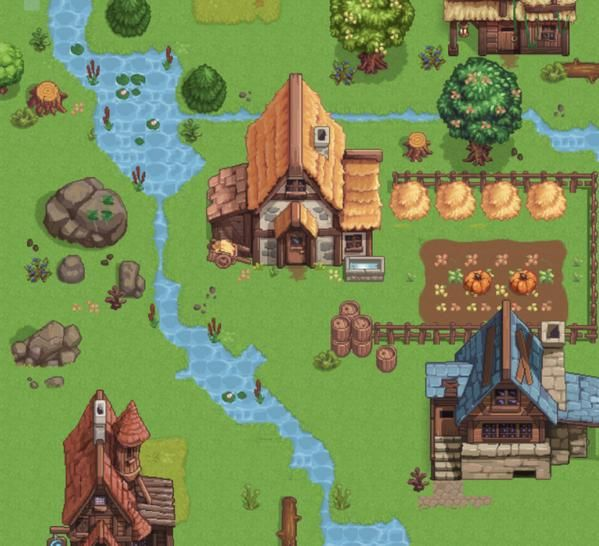 Thomas frick on twitter rpg and dungeon maps for Apartment 412 rpg maker