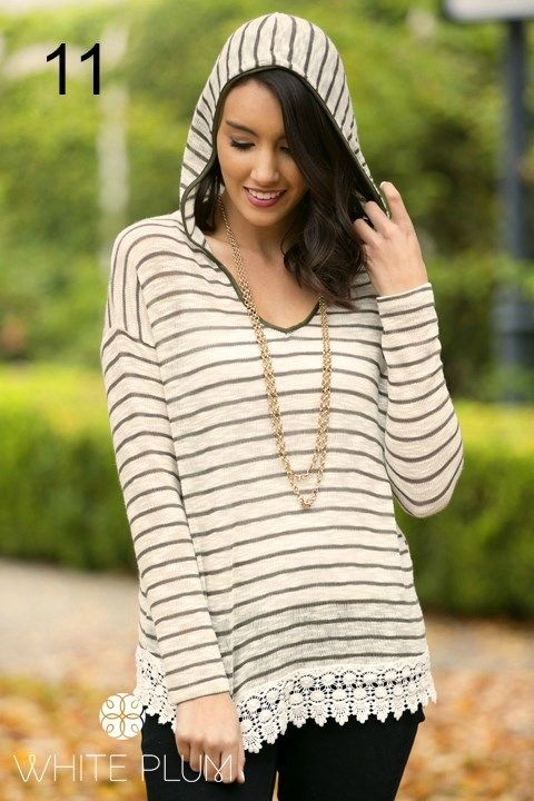 """Any girl can find the perfect piece to match her style in this high quality collection of sweaters from White Plum! Quantities are limited, so don't miss out on this amazing deal to finish off your winter wardrobe! Available in 11 styles; please see pictures to choose the one you'd like.Sizes:Small (0-4)Medium (6-8)Large (10-12)1XL (14-16)2XL (18-20)3XL (22)S/M (0-6)M/L (8-12)Women's sizing.Models are 5'6"""", 5'7"""", 5'8"""", and 5'9"""", all wearing a size small."""