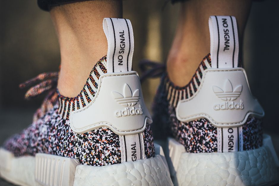 4b8796793176 adidas NMD R1 Primeknit Color Static Release Info BW1126