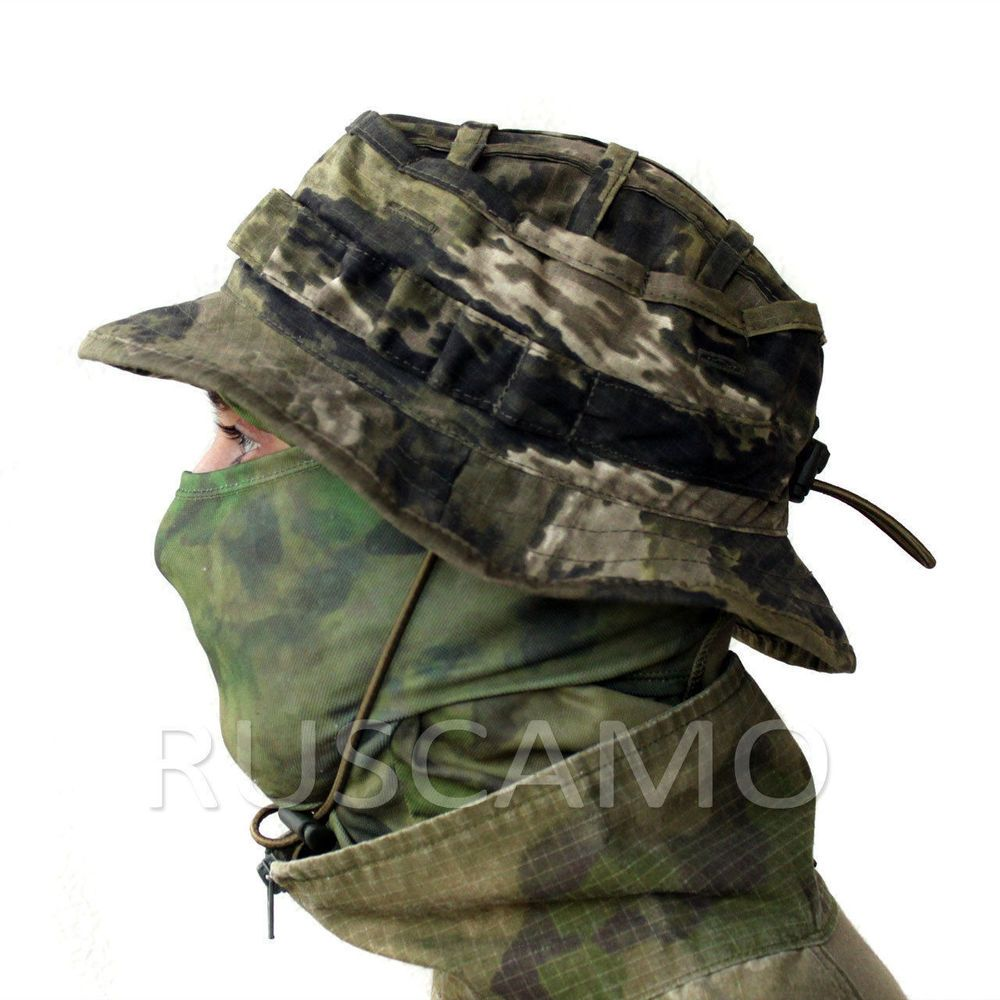 Original Russian Boonie Hat Scout A Tacs Ix Ebay In 2021 Hats For Men Mens Hats Fashion Tactical Clothing