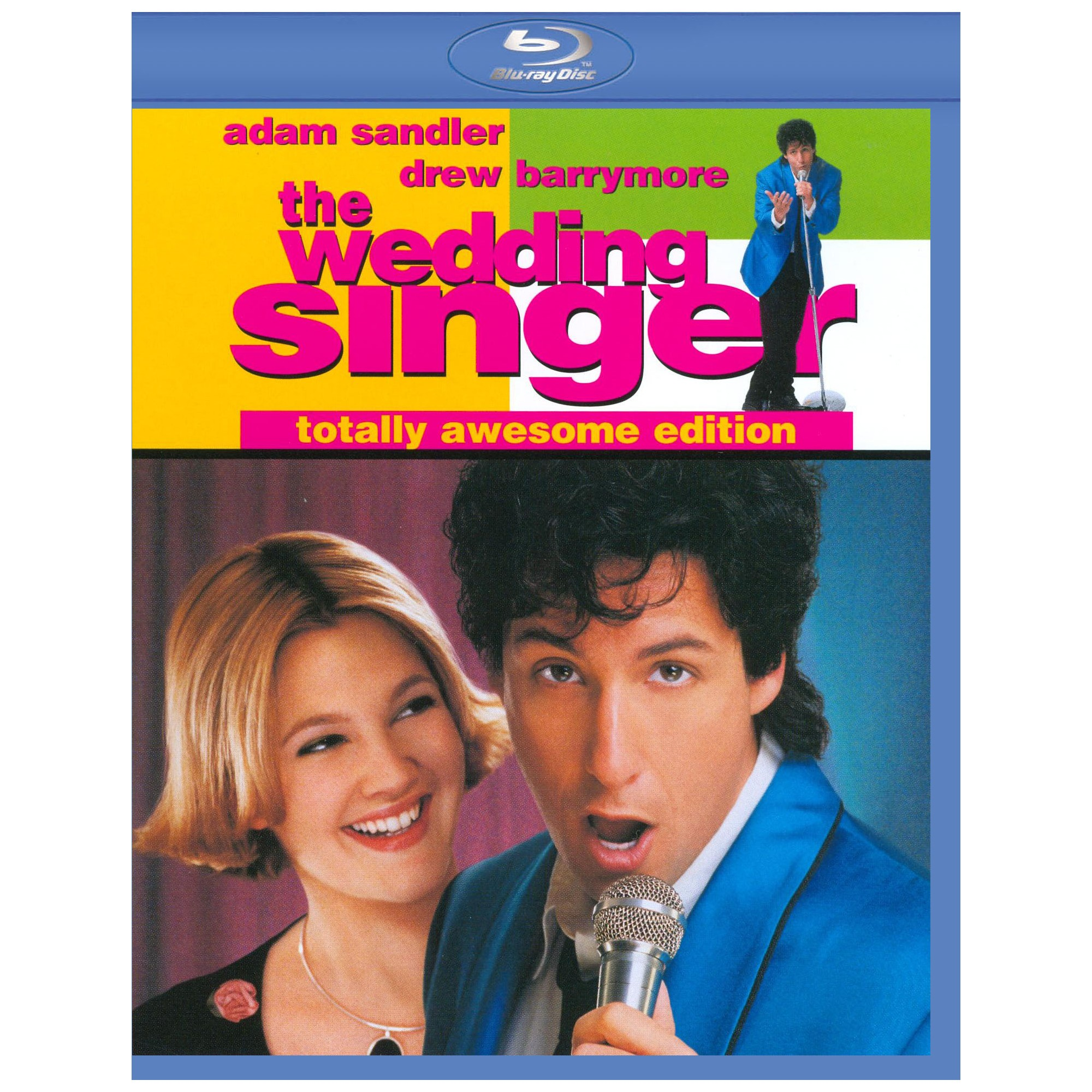 The Wedding Singer (Totally Awesome Edition) (With Movie