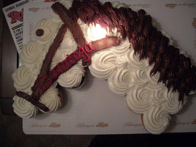 Cake idea Horse Party Ideas Pinterest