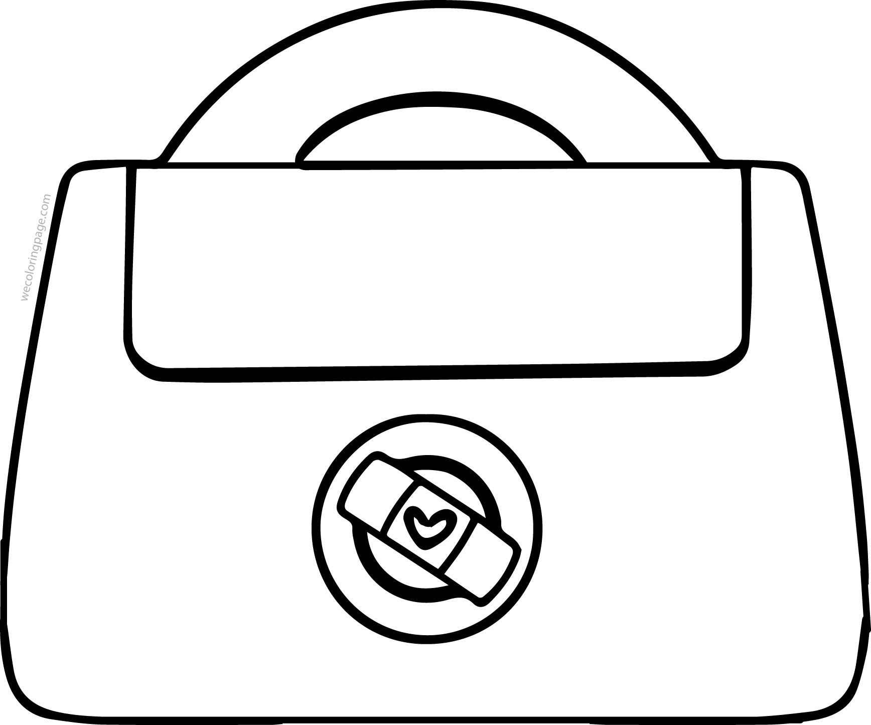 Coloring book bag - Doc Mcstuffins Medical Bag Coloring Page Jpg 1736
