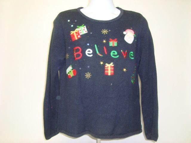 Ugly Christmas Sweaters 4680