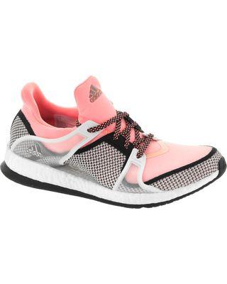 Adidas Pure Boost X TR: adidas Women's Cross Training Shoes Black .