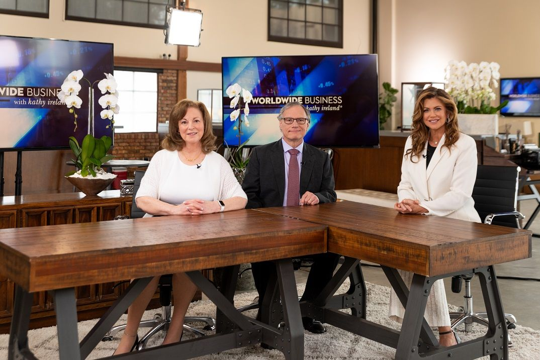 Worldwide Business With Kathy Ireland Discusses Innovative
