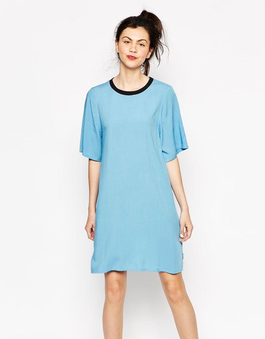 Monki T-Shirt Dress  76dc7f12d8a9