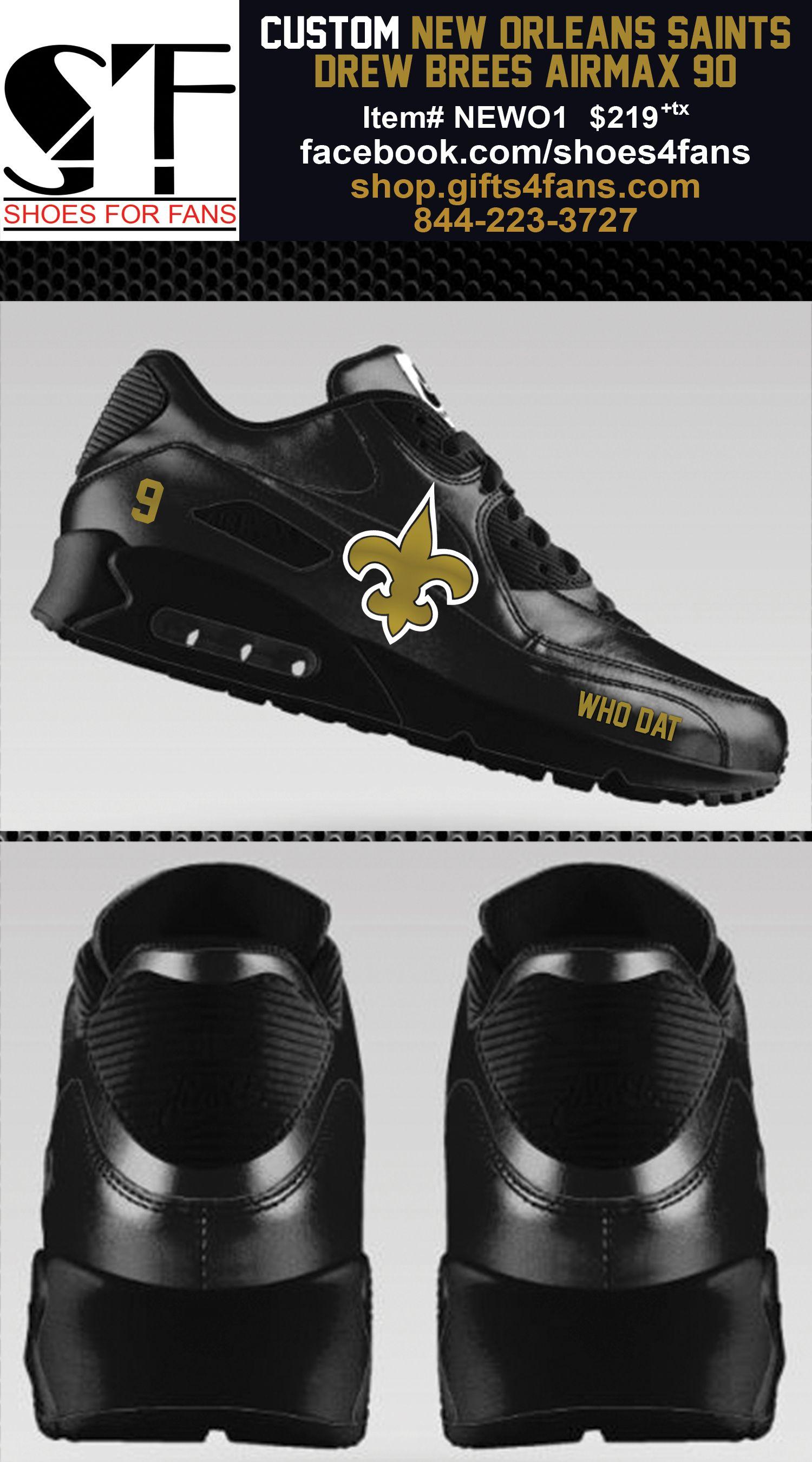 Orleans Saints Shoes
