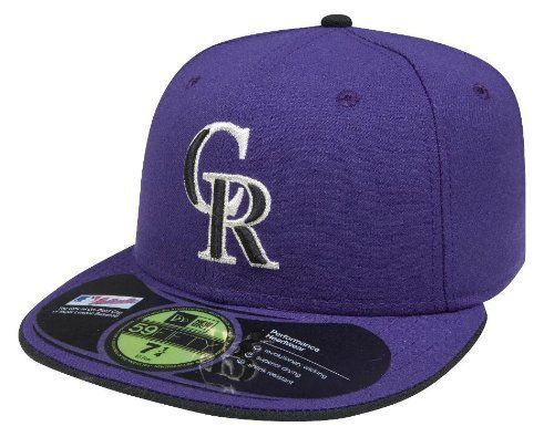 New Era MLB Alt 2 Authentic Collection On Field 59FIFTY Fitted Cap