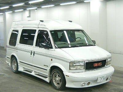 Gmc Safari Conversion Van Gmc Safari Gmc Vans Chevrolet Astro