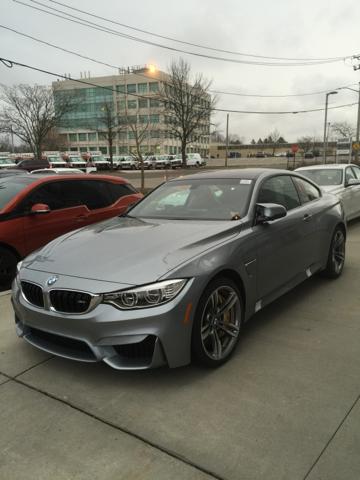 BMW Individual - Silver Grey M4 - Page 2