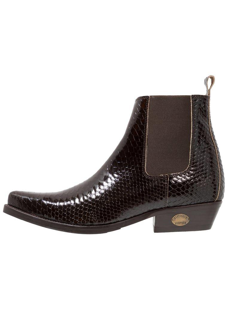 ¡Consigue este tipo de botas camperas de Kentucky s Western ahora! Haz clic  para ver los detalles. Envíos gratis a toda España. Kentucky s Western  Botines ... d141bfacfa1
