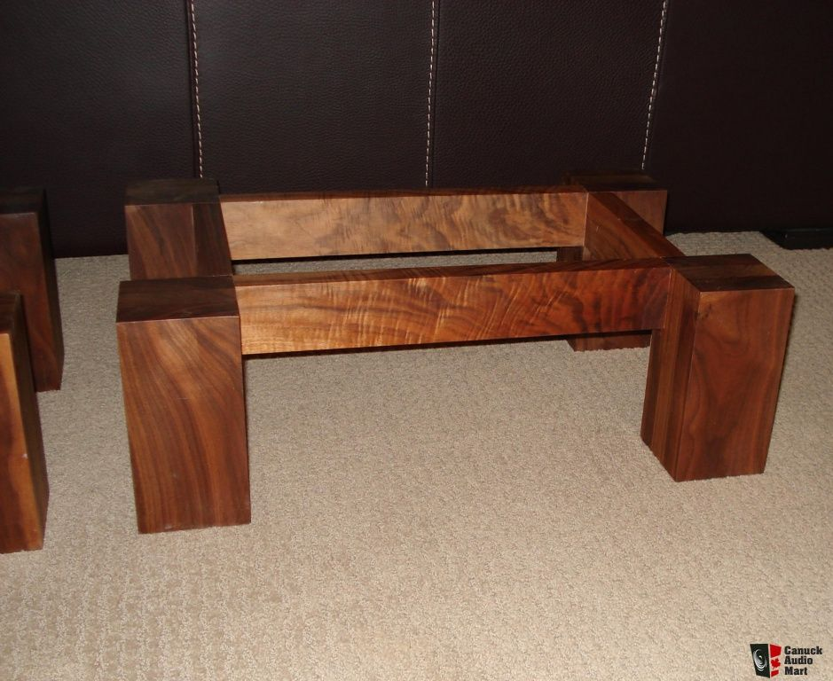 Jbl 4333 Solid Walnut Stands Like Kenrick Sound Japan