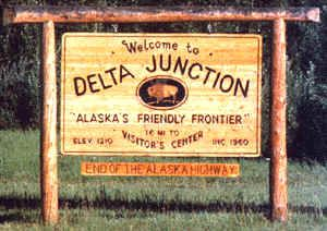Things to do in delta junction alaska
