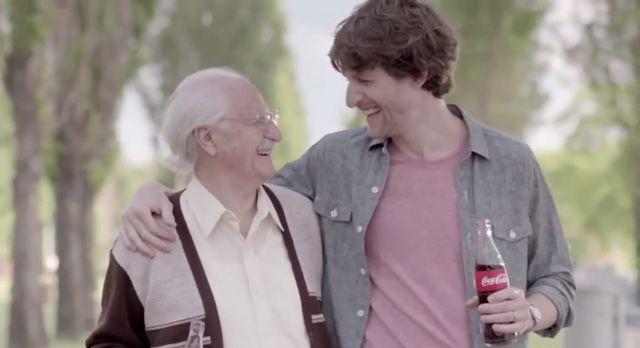 Coca-Cola: Grandpa TV Spot #Advertising