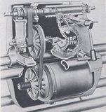 shopsmith motor guide bearings wiring reversing dual voltage rh pinterest com