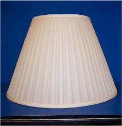 68172 silk pleated hardback table lamp shade lampshade cream box 68172 silk pleated hardback table lamp shade lampshade cream box pleat 8 inch x aloadofball Gallery