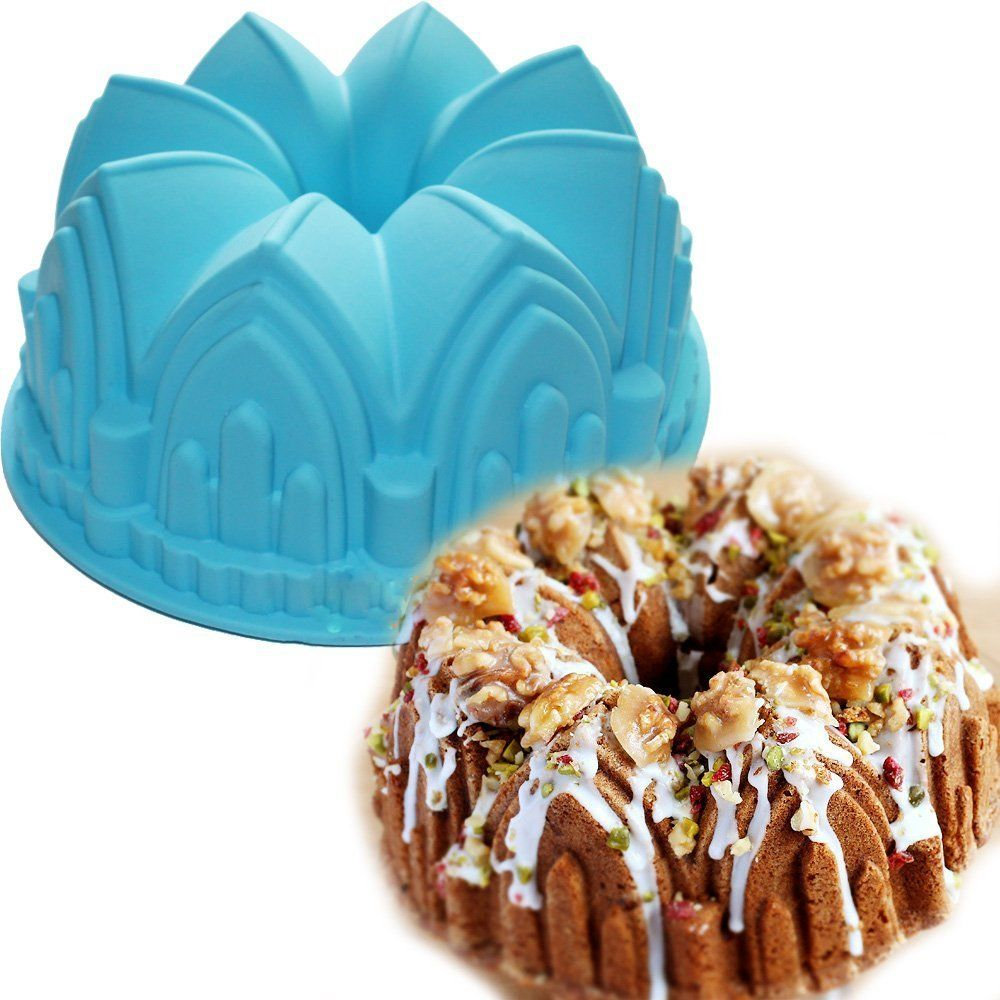 Fasters Large Crown Swirl Bundt Cake Pan Bread Chocolate Bakeware Silicone Mold More Info Could Be Found At T Cake Molds Silicone Bundt Cake Pan Bundt Cake