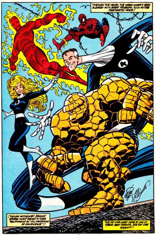 Comicbookvault Fantastic Four Comics Fantastic Four Marvel Fantastic Four