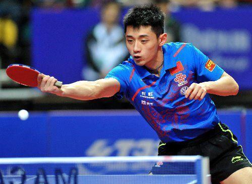 Zhang Jike Table Tennis Olympic Games Tennis