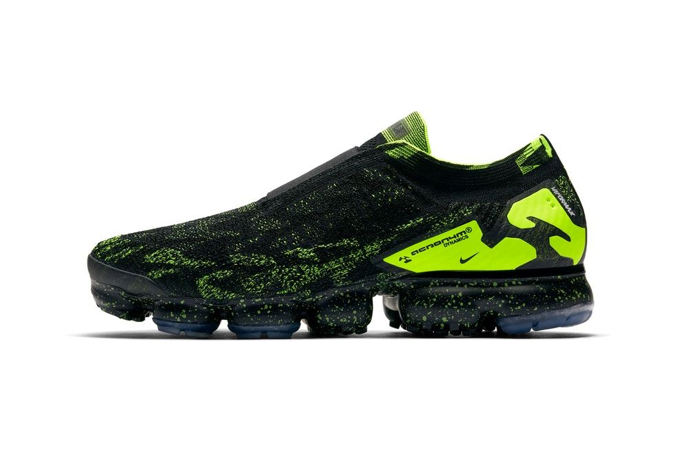 b420840a9266 ACRONYM x Nike Air VaporMax Moc 2 Air Max Day footwear release dates 2018  march Errolson Hugh John Mayer